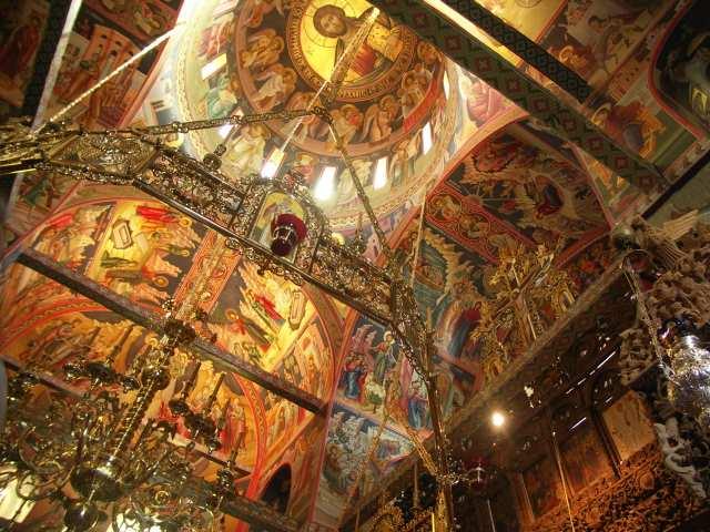 Meteory, klasztor