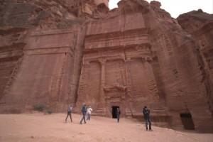 Jordania, Wadi Rum, Petra
