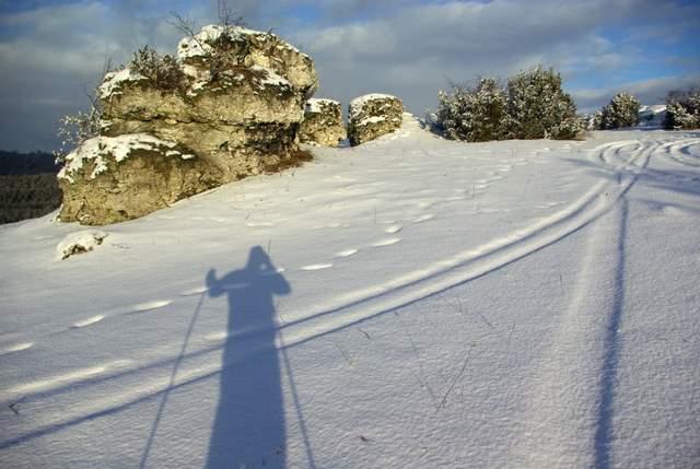 Jura Krakowsko-Częstochowska na nartach