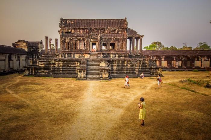 Angor Wat Kambodża