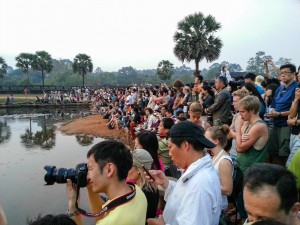 Kambodża i Angkor Wat