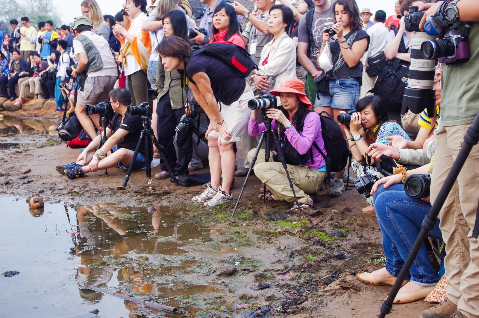 Fotografia Angor  Wat