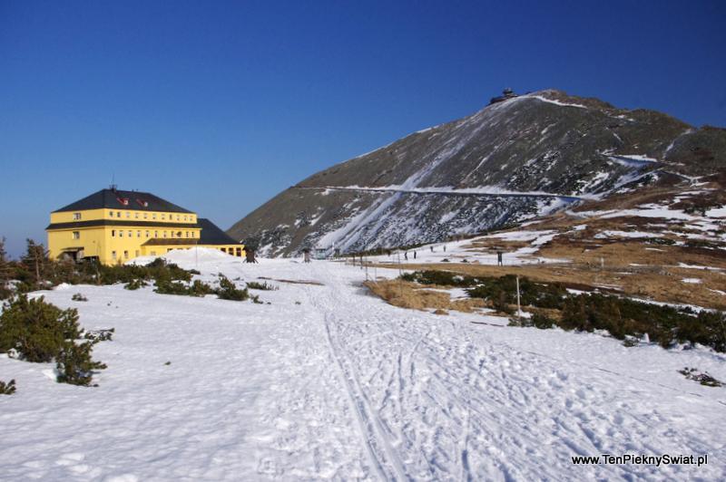 Śląski Dom, Śnieżka,
