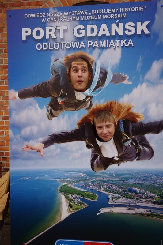 Gdańsk skoki spadochronowe