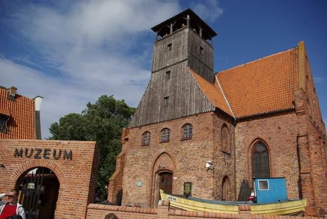 Muzeum Rybołówstwa na Helu