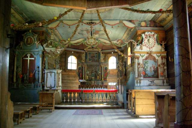 Kościół ze Swornychgaci
