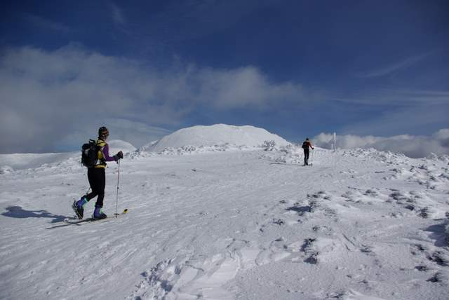 Mała Fatra ski tour