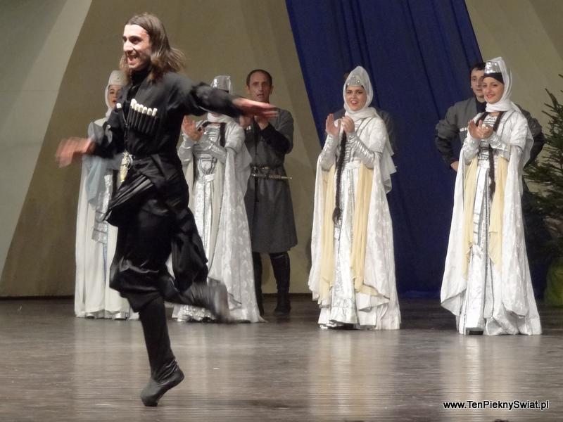 Gruzja taniec