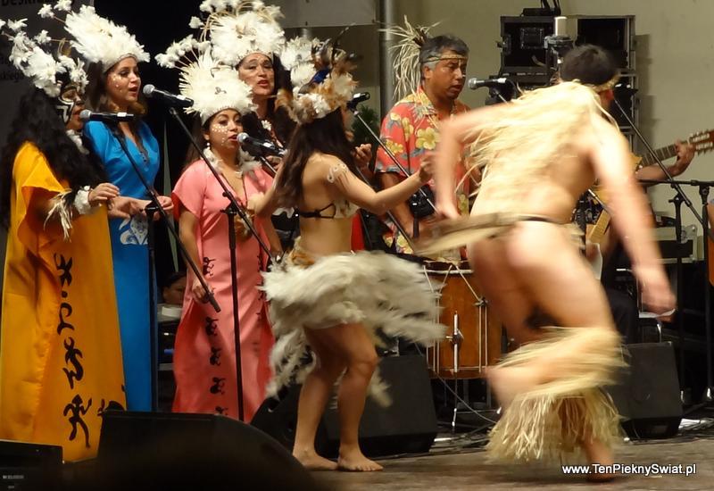 Chile Wyspy Wielkanocne - Tydzień Kultury Beskidzkiej