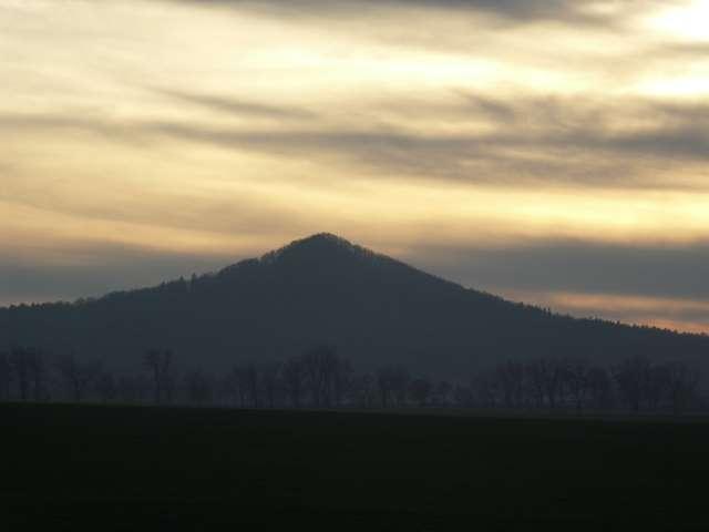 Wulkan Ostrzyca Proboszczowicka