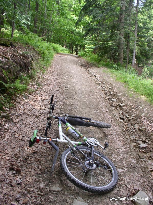 Beskid Niski rower