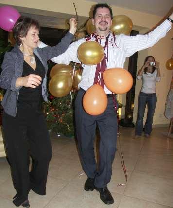 sylwestrowe tańce