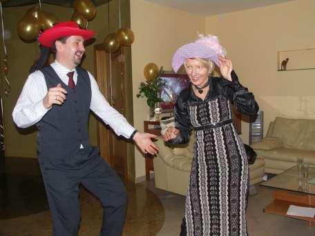 sylwester tańce