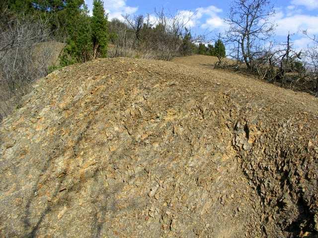 Góry Pieprzowe łupki kambryjskie