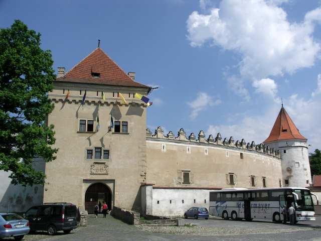 Kieżmarok zamek