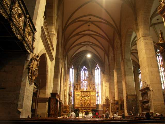 Lewocza, kościół św.Jakuba