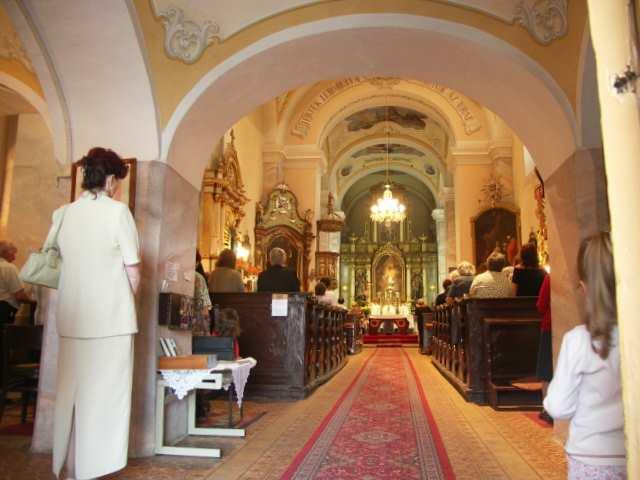 Rożnawa kościół ewangielicki