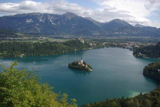 Bled, Słowenia