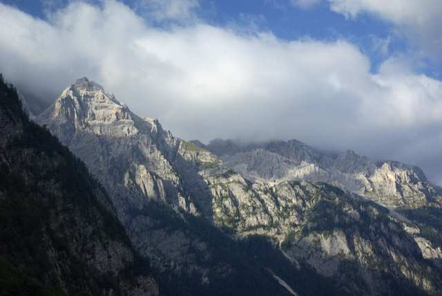 Słowenia góry