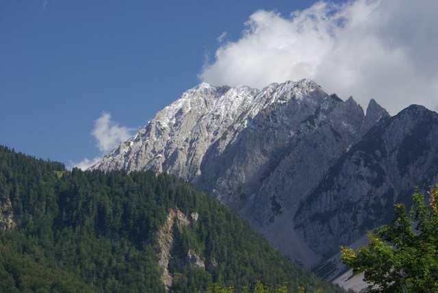 Słowenia, Karawanki, Alpy