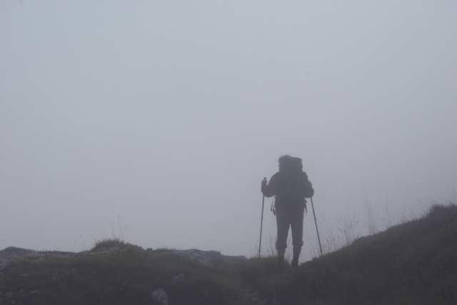 Przełęcz Miseljski Preval