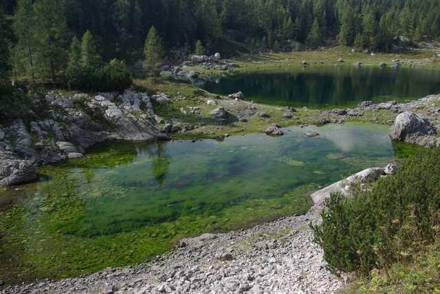Słowenia Triglavski Park Narodowy