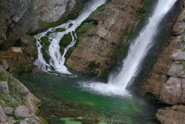 Wodospad Savica, Slap Savica