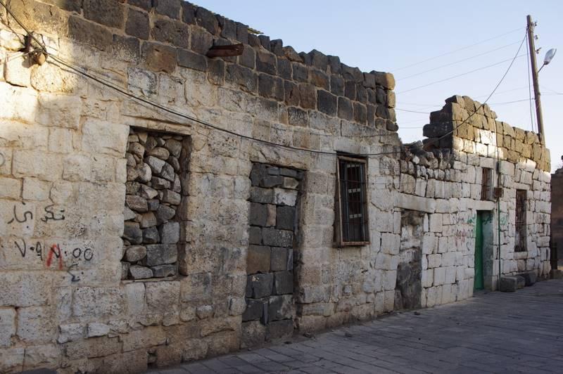ulica miasta Bosra