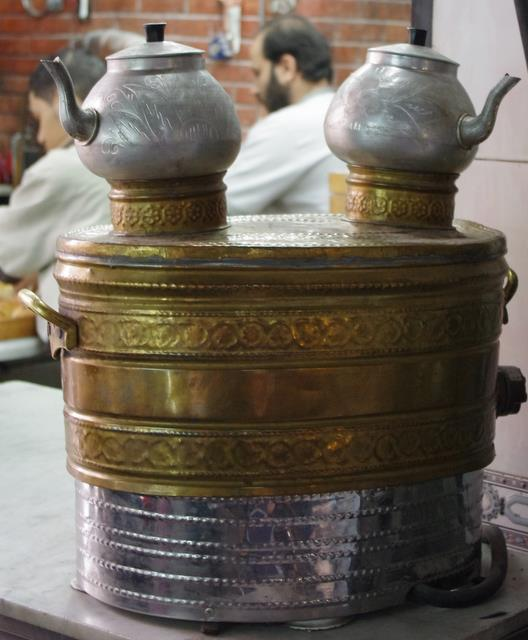 Syria herbata