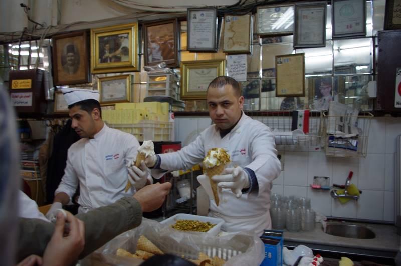 Damaszek, Bakdash Caffe
