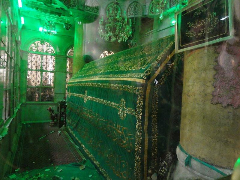 Meczet Umajjadów Damaszek