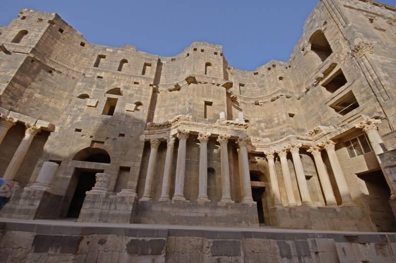 Bosra teatr
