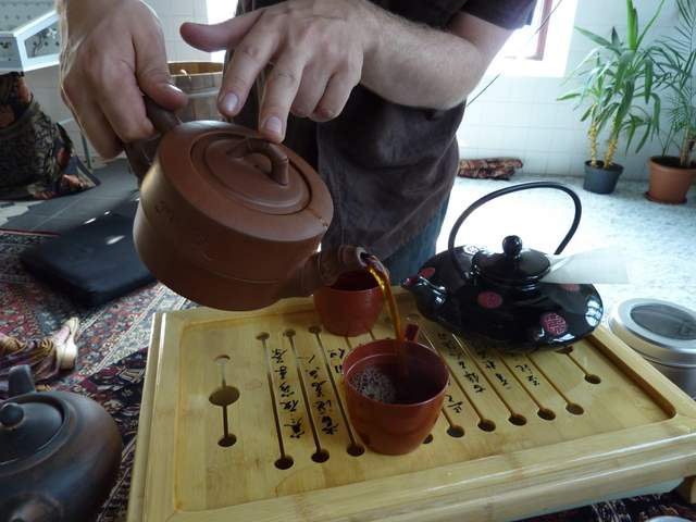 degustacja herbaty