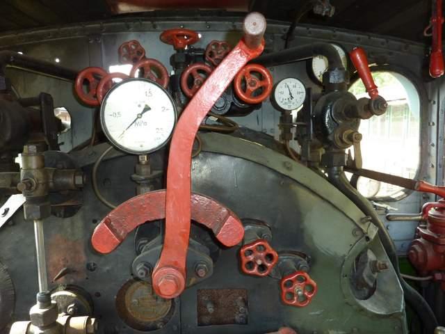 Szlak zabytków techniki skansen kolei wąskotorowej Rudy