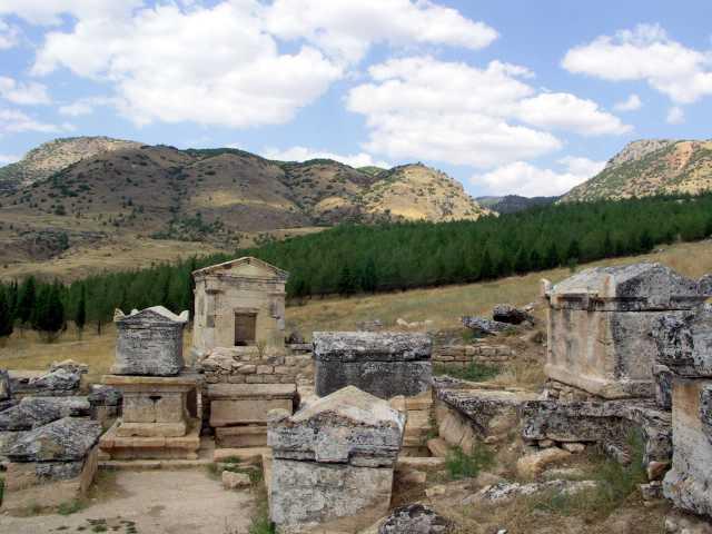 Nekropolia Hierapolis