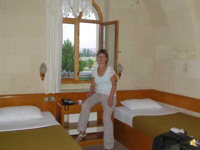 Hotel Kapadocja Goreme