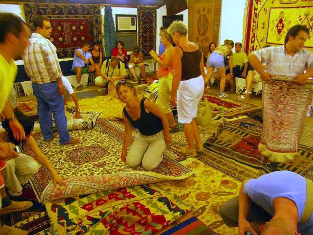 Turcja dywany