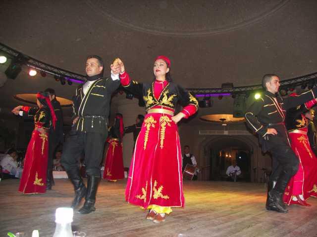 Tańce turecke, kurdyjskie,azerbejdżańskie