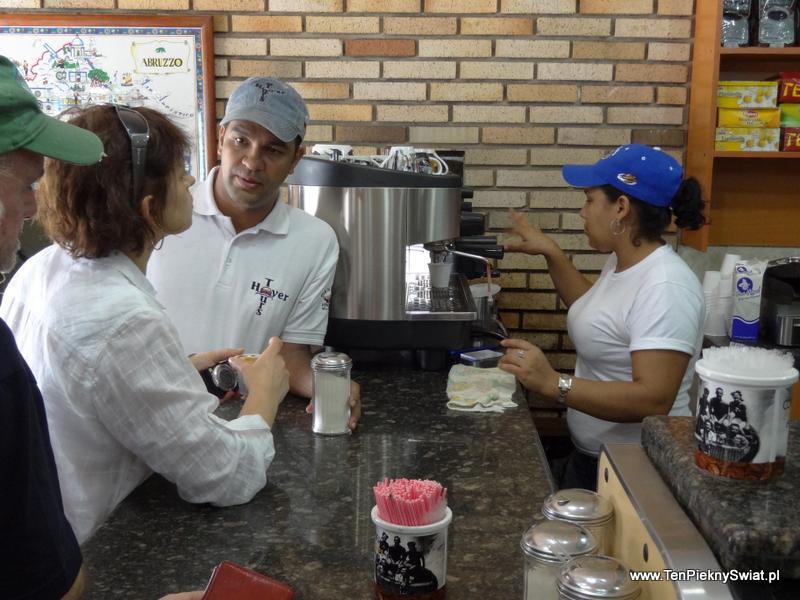 Wenezuela kawa i pierwsze zakupy