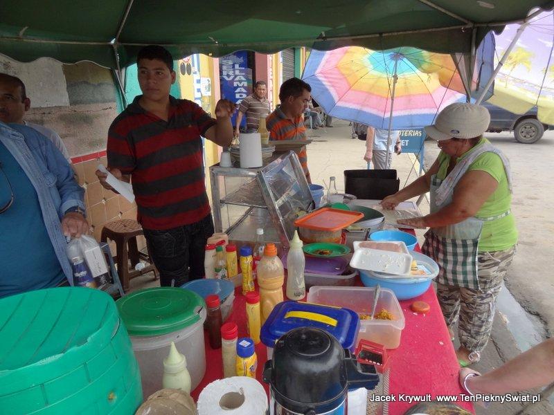 Wenezuela kuchnia uliczna