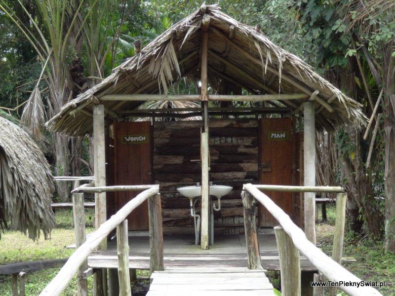 Ubikacja w dżungli, Mis palafitos