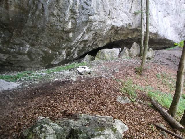 Jaskinia Mažarná - Wieka Fatra