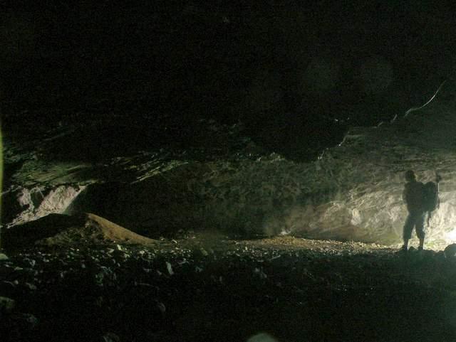 Jaskinia Mažarná - Wieka Fatra, Jaskinia Mażarna