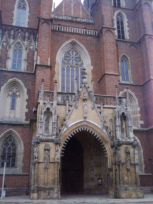 Wrocław katedra