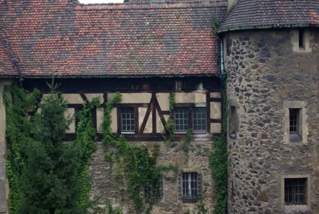 Zamek Czocha - pokoje mieszkalne