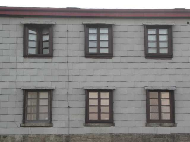 Schronisko PTTK na Hali Boraczej, azbest