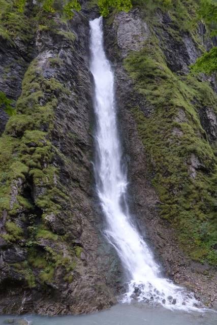 Wodospad  Lichtensteinklamm